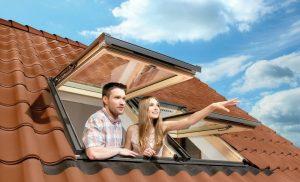 Adaptacja poddasza – okna dachowe