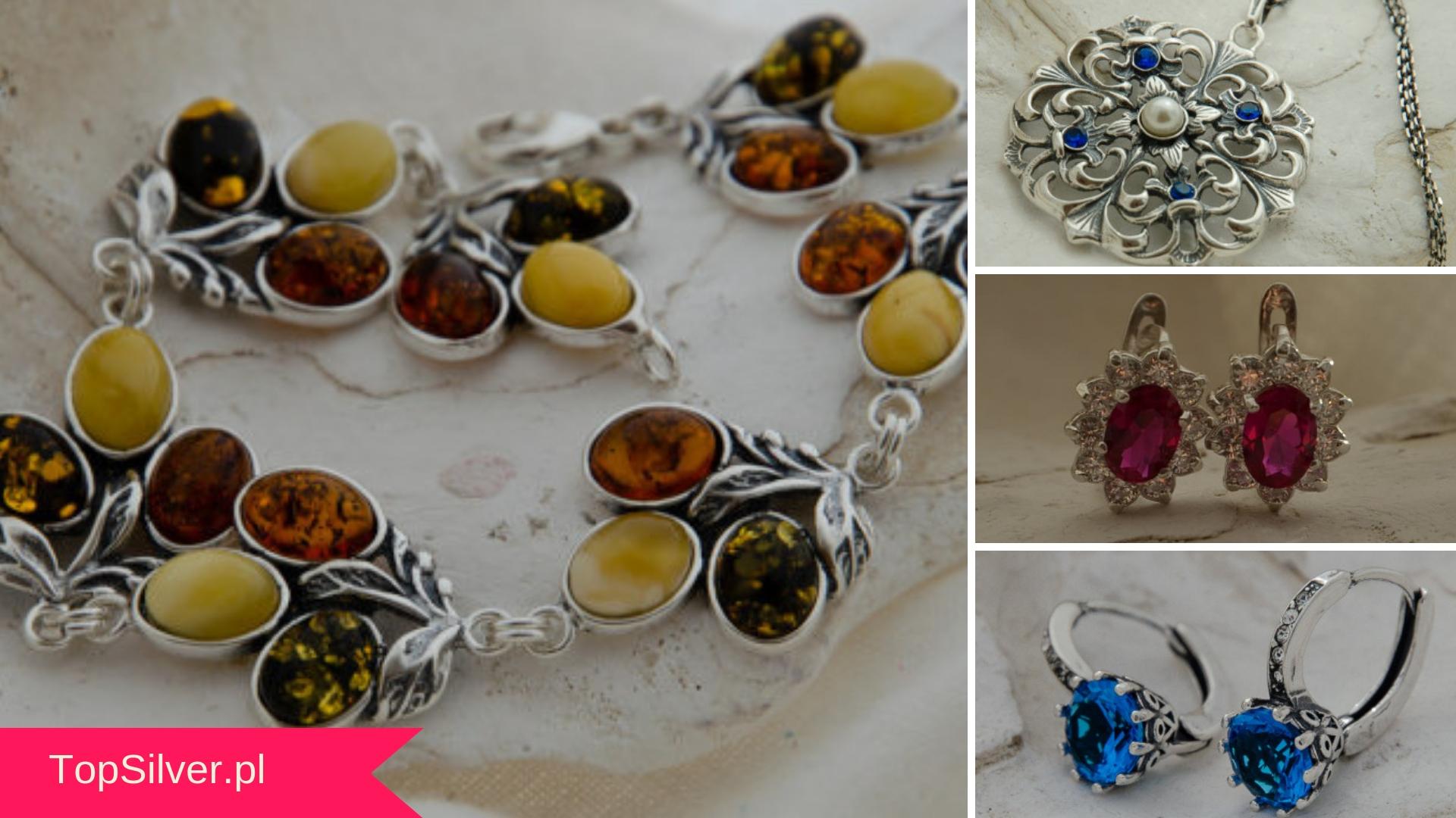 Biżuteria - pomysł na prezent na urodziny dla dojrzałej kobiety