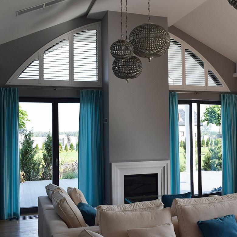 Shuttersy – praktyczna dekoracja wnętrza