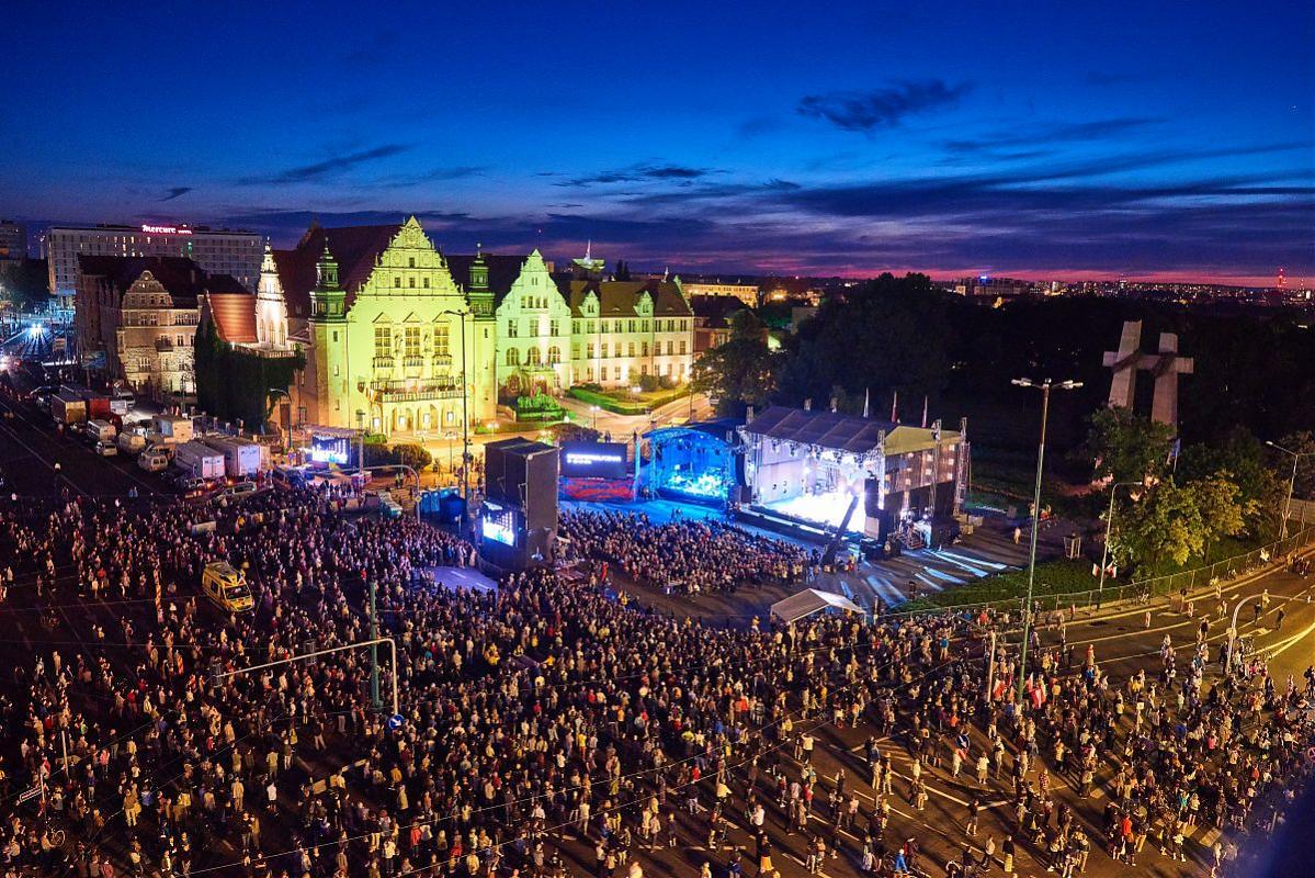Jak zabezpieczyć koncerty i festyny?